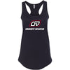 CrossFit Decatur - Standard - Next Level - Women's Ideal Racerback Tank