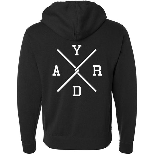 The City CrossFit - 201 - The Yard - Independent - Hooded Pullover Sweatshirt