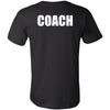 CF 88 - 200 - Standard - Coach - Bella + Canvas - Men's Short Sleeve Jersey Tee