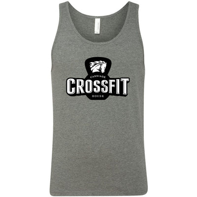 Carriage House CrossFit - Standard - Bella + Canvas - Men's Jersey Tank