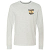 CrossFit Radiate - 100 - Standard - Bella + Canvas 3501 - Men's Long Sleeve Jersey Tee