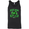 Steel Mill CrossFit Fleming Island - 100 - Beast Mode - Bella + Canvas - Men's Jersey Tank