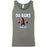 Wells Street CrossFit - 100 - DaBars - Bella + Canvas - Men's Jersey Tank