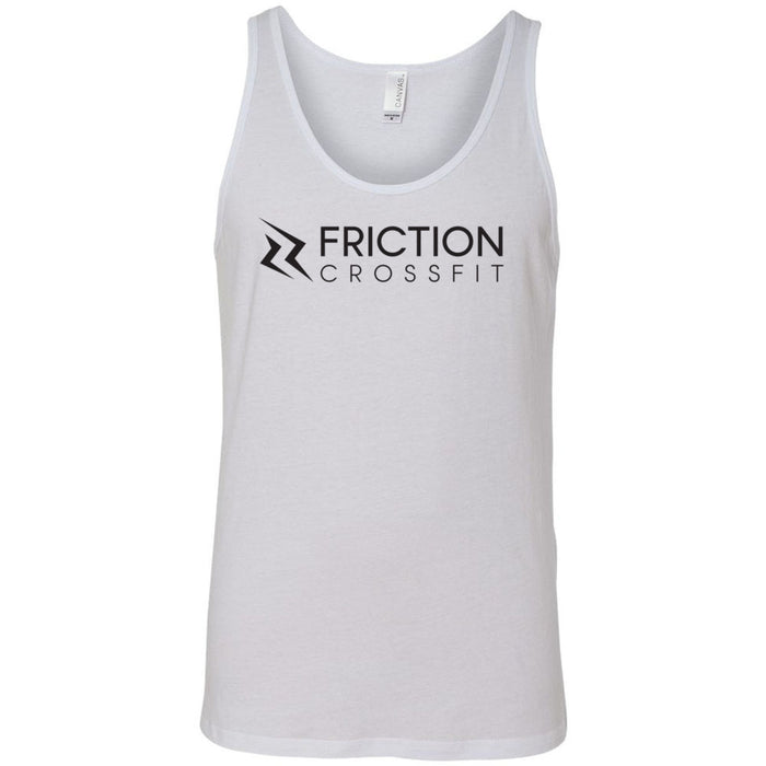 Friction CrossFit - 100 - Standard - Bella + Canvas - Men's Jersey Tank