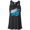 CrossFit Dana Point - 100 - 2020 Open 20.1 - Bella + Canvas - Women's Flowy Racerback Tank