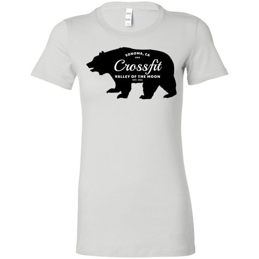 CrossFit Valley of the Moon - 100 - 05 Wilderness - Bella + Canvas - Women's The Favorite Tee