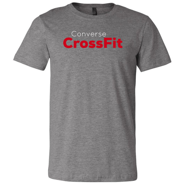 Converse CrossFit - 100 - Standard - Bella + Canvas - Men's Short Sleeve Jersey Tee