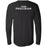 Precision CrossFit - 202 - Team Precision - Bella + Canvas 3501 - Men's Long Sleeve Jersey Tee