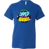 CROSSFIT FOUNDATION - SAVED BY THE BARBELL YOUTH TEE