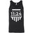 CrossFit Eleven24 - One Color - Bella + Canvas - Men's Jersey Tank