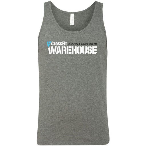 CrossFit Warehouse - 100 - Standard - Bella + Canvas - Men's Jersey Tank