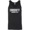 CrossFit Diamond State - 100 - Standard - Bella + Canvas - Men's Jersey Tank