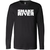 Snake River CrossFit - 100 - Standard - Bella + Canvas 3501 - Men's Long Sleeve Jersey Tee