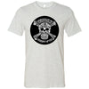 CrossFit Aptos - Skull - Bella + Canvas - Men's Short Sleeve Jersey Tee