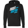 CrossFit Dana Point - 100 - 2020 Open 20.1 - Independent - Hooded Pullover Sweatshirt