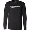 Coast Range CrossFit - 100 - Standard - Bella + Canvas 3501 - Men's Long Sleeve Jersey Tee