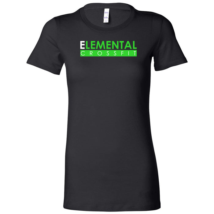 Elemental CrossFit - 200 - Standard - Bella + Canvas - Women's The Favorite Tee