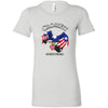 CrossFit North Peoria - 100 - Standard - Bella + Canvas - Women's The Favorite Tee