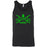 G-Theory CrossFit - 100 - Standard Green - Bella + Canvas - Men's Jersey Tank
