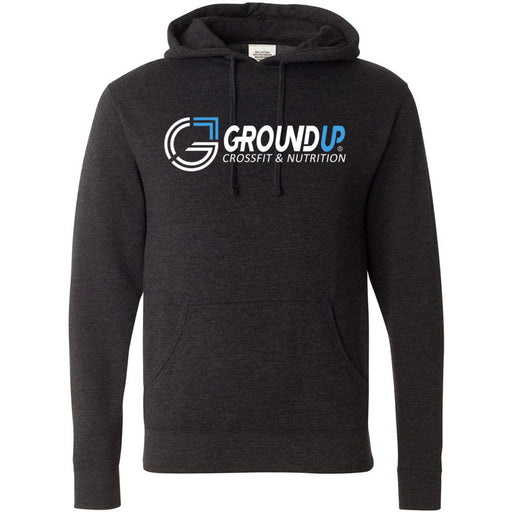 CrossFit Ground Up - 100 - Standard - Independent - Hooded Pullover Sweatshirt