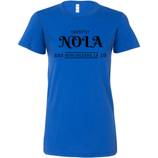 CrossFit NOLA - 100 - UU2 - Bella + Canvas - Women's The Favorite Tee
