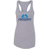 CrossFit Strong Heart - 100 - Standard - Next Level - Women's Ideal Racerback Tank