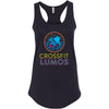CrossFit Lumos - Neon - Next Level - Women's Ideal Racerback Tank
