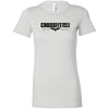 CrossFit North Phoenix - 100 - 1 Sided Print - Bella + Canvas - Women's The Favorite Tee