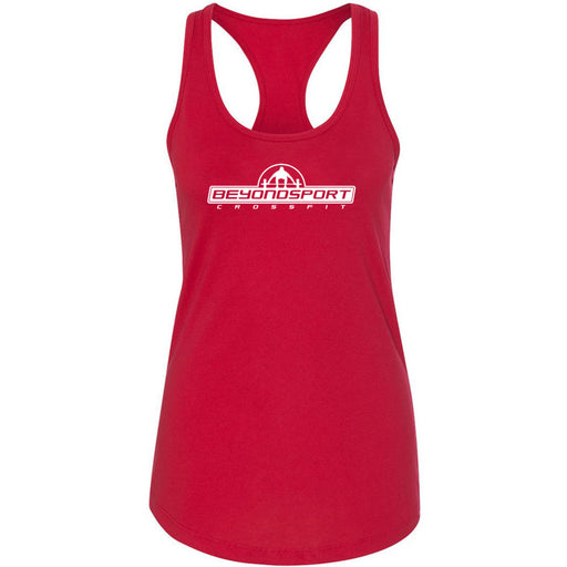 CrossFit Beyond Sport - 100 - One Color - Next Level - Women's Ideal Racerback Tank