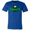 Carriage House CrossFit - 100 - Green - Bella + Canvas - Unisex Short Sleeve Jersey Tee