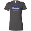 CrossFit Dedication - 100 - Insignia - Bella + Canvas - Women's The Favorite Tee