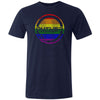 Outlier CrossFit - 100 - Pride - Bella + Canvas - Unisex Triblend Short Sleeve Tee