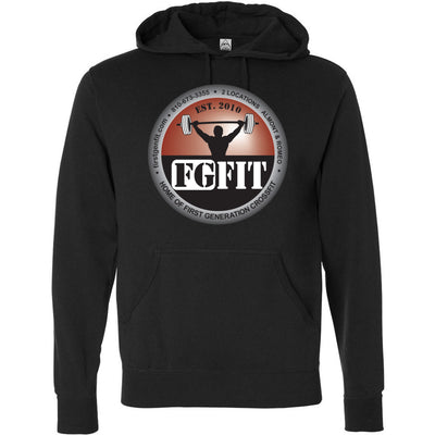 First Generation CrossFit - Standard - Independent - Hooded Pullover Sweatshirt