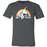 CrossFit Loft - 200 - Unicorn 2 - Bella + Canvas - Unisex Short Sleeve Jersey Tee