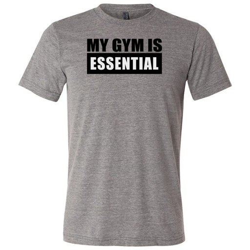 CrossFit Beyond Sport - 200 - Essential - Bella + Canvas - Men's Triblend Short Sleeve Tee