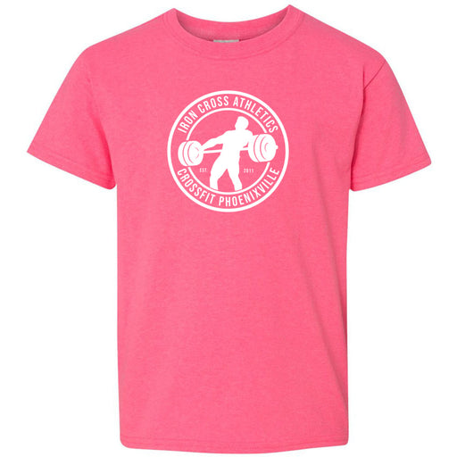 CrossFit Phoenixville - 100 - Standard - Gildan - Heavy Cotton Youth T-Shirt