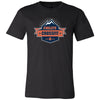 5 Valleys CrossFit - 100 - Standard - Bella + Canvas - Men's Short Sleeve Jersey Tee
