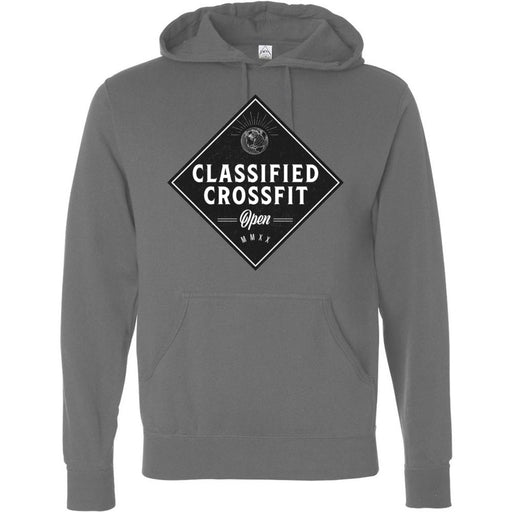 Classified CrossFit - 100 - 2020 Open 20.3 - Independent - Hooded Pullover Sweatshirt