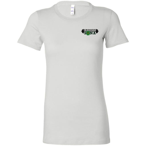 CrossFit Sona - 100 - Pocket - Bella + Canvas - Women's The Favorite Tee