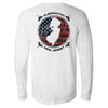 ASDC CrossFit - 202 - Stacked - Bella + Canvas 3501 - Men's Long Sleeve Jersey Tee