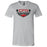 CrossFit Dahlonega - 100 - Standard - Bella + Canvas - Men's Short Sleeve V-Neck Jersey Tee