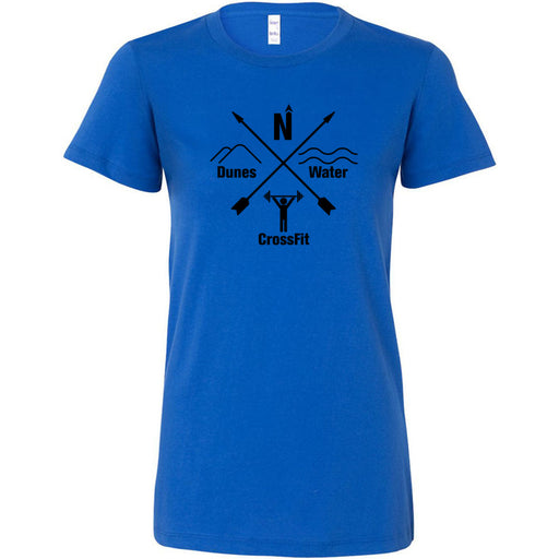 CrossFit Due North - 100 - TC Elements - Bella + Canvas - Women's The Favorite Tee