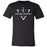 Atlas CrossFit - 100 - Crest - Bella + Canvas - Men's Short Sleeve Jersey Tee