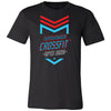 CrossFit Rappahannock - 100 - 2020 Open 20.2 - Bella + Canvas - Men's Short Sleeve Jersey Tee