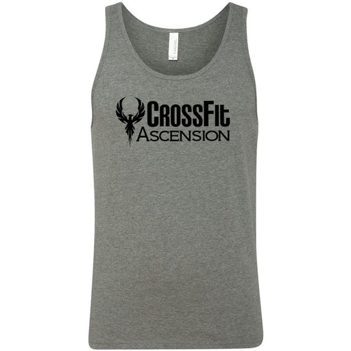 CrossFit Ascension - 100 - Standard - Bella + Canvas - Men's Jersey Tank