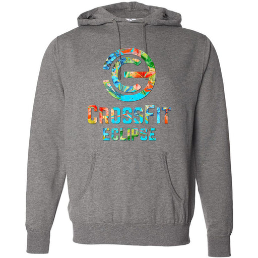 CrossFit Eclipse - 100 - Tropical - Independent - Hooded Pullover Sweatshirt