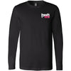 Crossfit 1926 - 202 - Breast Cancer Awareness - Bella + Canvas 3501 - Men's Long Sleeve Jersey Tee