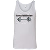 CrossFit Hillsdale - 100 - Barbell - Bella + Canvas - Men's Jersey Tank