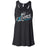 No Excuses CrossFit - 100 - Fall - Bella + Canvas - Women's Flowy Racerback Tank