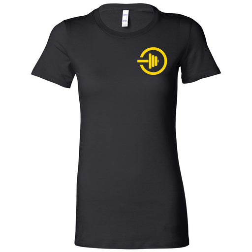CrossFit Temecula - 200 - Icon - Bella + Canvas - Women's The Favorite Tee